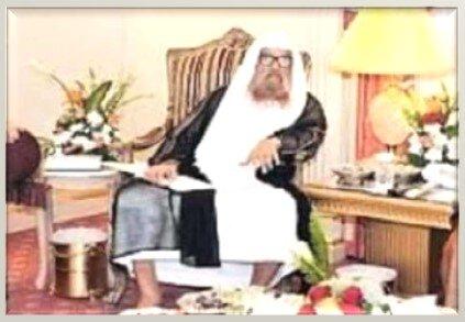 Abd al MuhIsin al Abbad - 191. Мухаддис 'Абд аль-МухIсин аль-'Аббад
