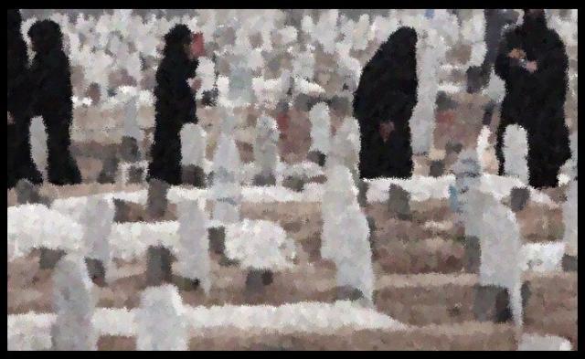 291. Mozhno li zhenshhinam poseshhat kladbishha 640x393 - 291. Можно ли женщинам посещать кладбища?